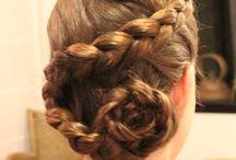 Peinados para eventos / Peinados glamososos relizados por Mel Alvarez.