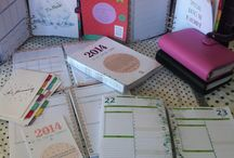 2014 Planners & Inserts Life is Crafted / The 2014 Collection - www.lifeiscrafted.com/shop