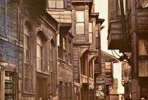 istanbul eski sokaklari