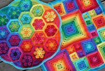 crochet / by Rachael Ayres
