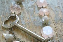 Vintage Key Jewelry