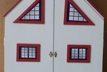 Casita de Muñecas - Dollhouse / Casita de muñecas - Dollhouse