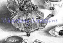 Deanna Davoli / Charts created from the licensed artwork of Deanna Davoli