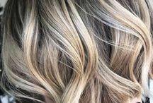 cabello con mechas