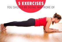 Health & Fitness  / by Carolina Vander Poel