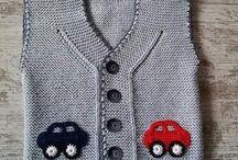 dla dzieci na drutach - for baby knitting