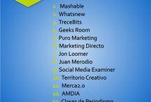 Listas Top / Estas son nuestras listas por categorías, relacionadas con nuestro trabajo en social media.  Visitá nuestra web www.interactuaweb.com para conocer nuestros servicios y consultanos por un presupuesto a la medida de tus necesidades a consultorainteractua@gmail.com