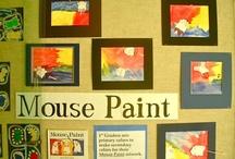 Colour Exploration Inquiry