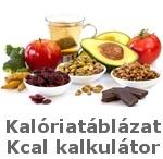 kalóriabevitel