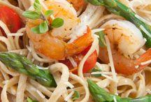 recepten / recipes seafood