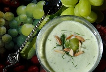 summer soups / cool and refreshing
