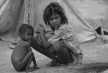 poverty / What does poverty mean to me?