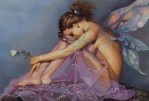 Fantasy #3 fairies, mermaids and more! ♡ / Fantasy  board #3 / by Sue Edwards