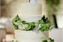 Gâteau Blanc de Mariage - White Wedding Cake