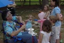 Fun ideas for outdoor parties