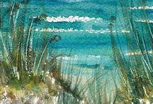 Art - Watercolour Wonders / Beautiful inspirational waterecolour paintings