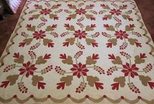 Applique Quilts, Oh My!