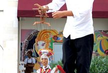 Masters of puppets unite for the Wayang Carnival in Jakarta
