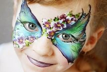facepainting / by Joy Clute