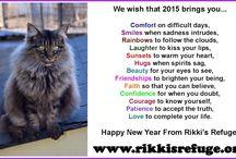 Rikki's Refuge Blogs - 2015 / http://rikkisrefuge.blogspot.com
