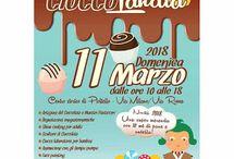 Cioccolandia, festa del cioccolato 11 marzo Pioltello (MI)