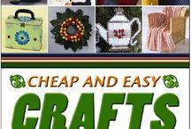 crafts / by Birgitta Virtanen
