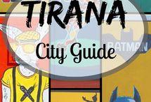 Visit Tirana-Albania