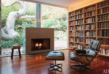 Home Libraries and book nooks