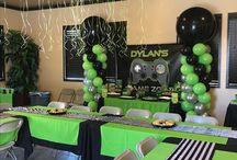 Birthday Party Idees