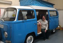 Oor Wullie the 1969 VW T2 Bay / Named after the Scottish cartoon character, Oor Wullie is available for self drive hire and touring holidays
