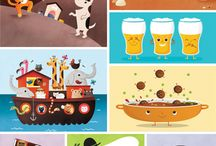 Beatrice Tinarelli / Lemonade Illustration Agency / Beatrice Tinarelli is represented worldwide by Lemonade Illustration Agency. Lemonade is multi-disciplined Artist Agency representing over 125 leading illustrators. This is just a small selection of images from the illustrator's portfolio.