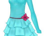 roupa PR desenho