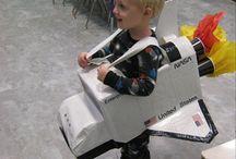 spaceship costume