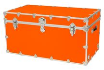 Rhino Sticker Trunks / A look at some of our storage trunks laminated with our sticker material