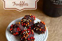 Baileys truffles / 4 ingredient