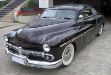 FORD MERCURY EIGHT COUPE 1950