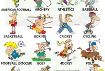 Sports in English