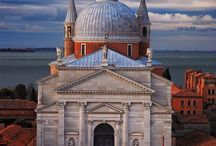 Architecture - Antoio Palladio 1550 / by Deborah Duesing