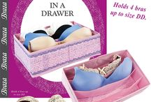 Cleaning Tips from Braza / Great Ways to organize your Wardrobe and Drawers, Wash your Bras and Protect your Clothes in a different way with Braza