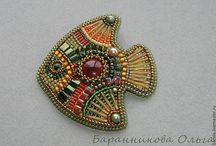 Bead embroidery <3