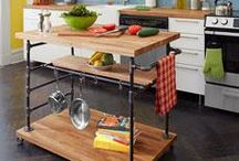 Kitchen idea.... / by Ariel Campbell