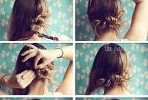 Hair, make-up and nails