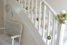 Stairs deco