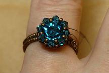 prstene z koralok