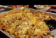 Recipes- Casseroles/Main Dishes