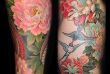 Ryoki Tattoo portfolio / My tattoo works.