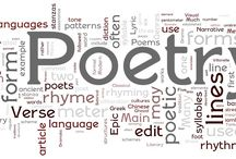 Poetry / This board is for poetry fanatics, it doesn't matter what style of poetry, it could be slam poetry, love and  romance poetry etc.