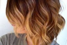 Colore capelli / Rasature disegni