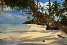República Dominicana / Un lugar conocido por sus paradisíacas playas como Punta Cana.