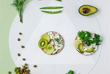 organic snacks shoot
